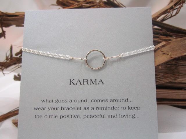 Браслет karma